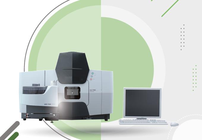 软件操作系列 原子吸收光谱仪软件操作课程